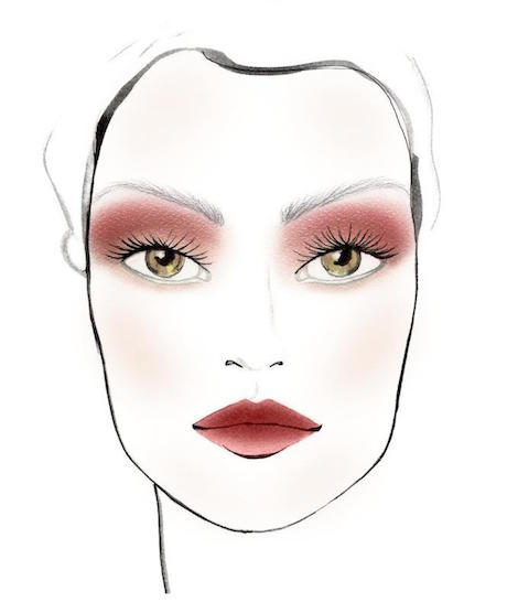 Toronto-Bridal-Makeup-Artist-Marsala