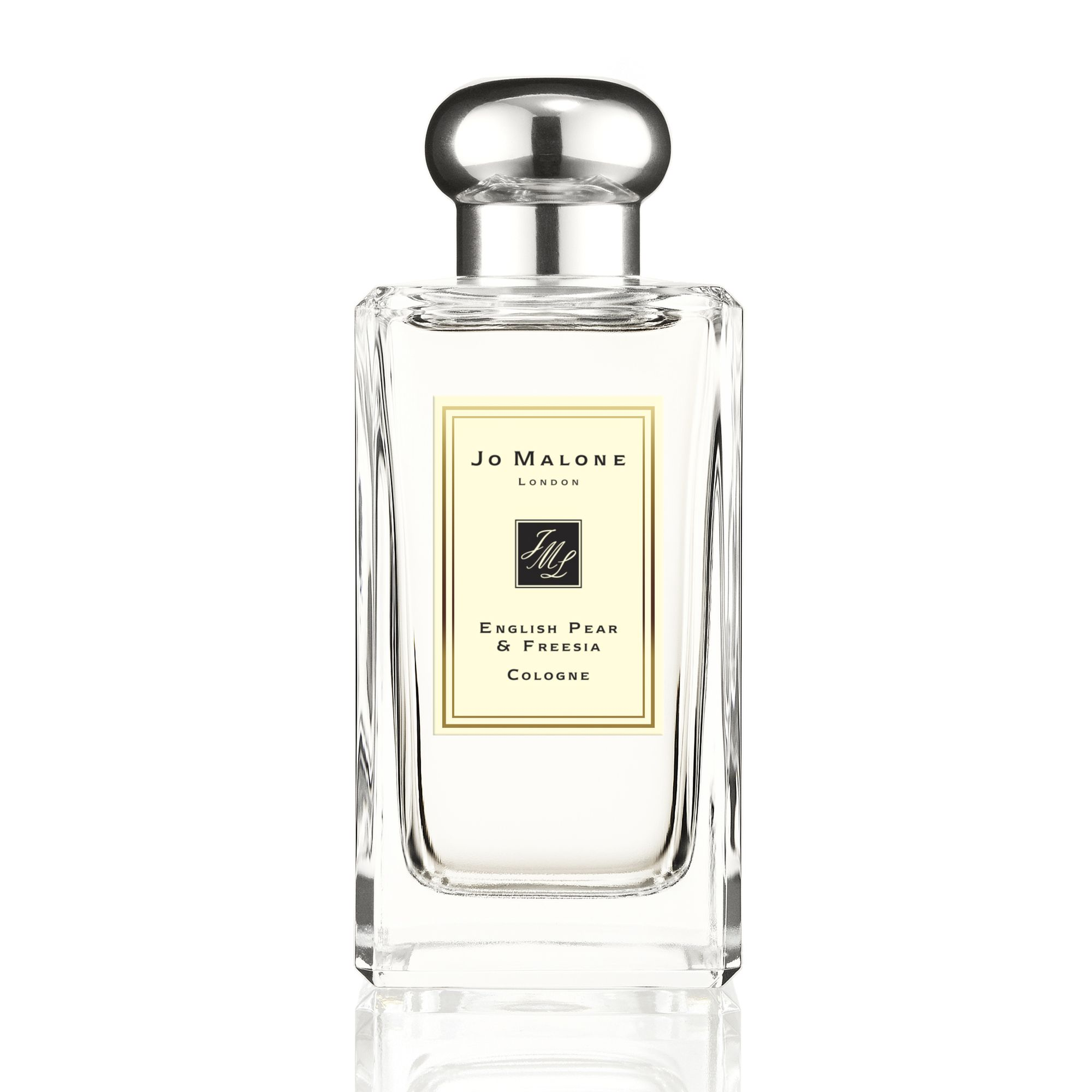 Jo Malone London English Pear & Freesia. A beautiful scent we adore. However, Jo Malone's range of perfumes will leave you wanting more, a desire that will never fade.
